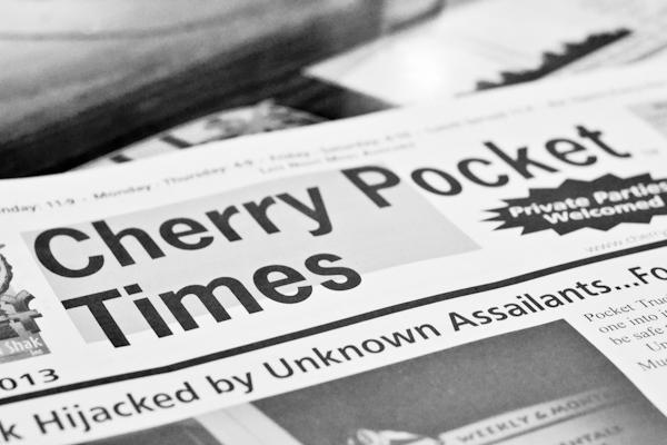 Cherry Pocket