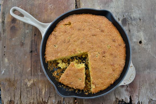 sweet jalapeño cornbread