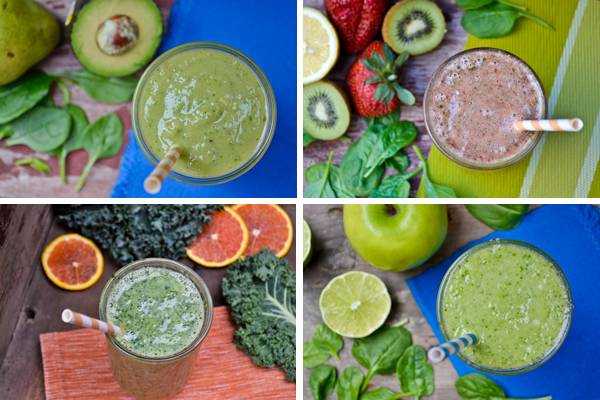 Green Smoothie Series