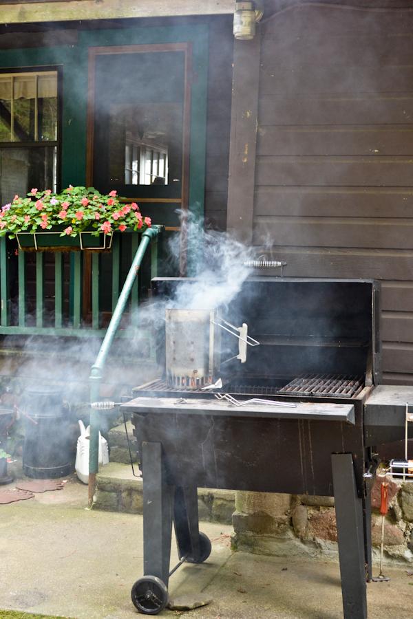 grillin - Minnesota - Crosslake