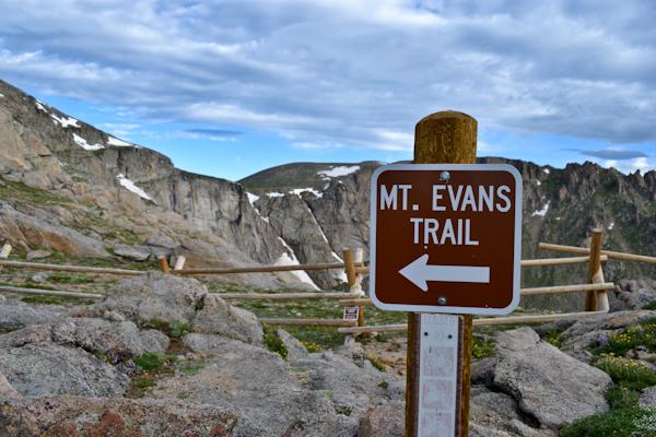 Mt. Evans Trail