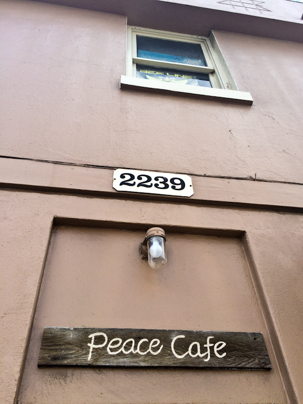 Peace Cafe O'ahu