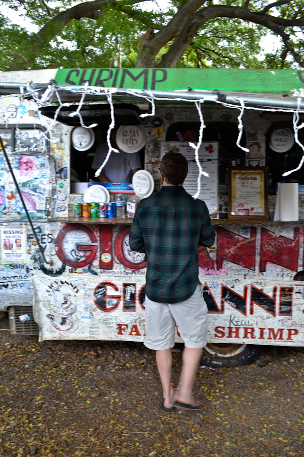 Giovanni's Shrimp Truck O'ahu