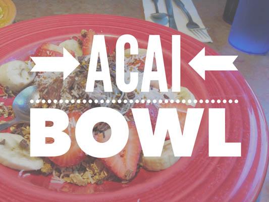Acai-Bowl
