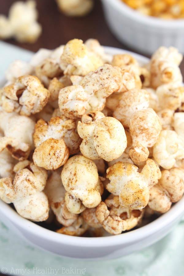 Churro Kettle Popcorn