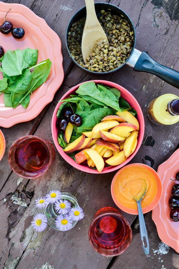 Plant-Based Camp Meals