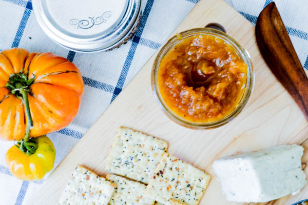 Heirloom Tomato Chutney