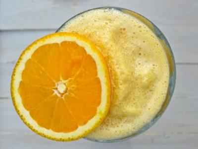 Diy Orange Julius