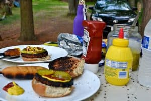 Camp Meal