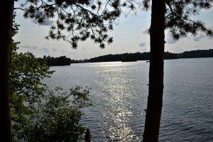 Island Lake Cross Lake Mn