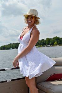 Mn Lake Marilyn Monroe Photo