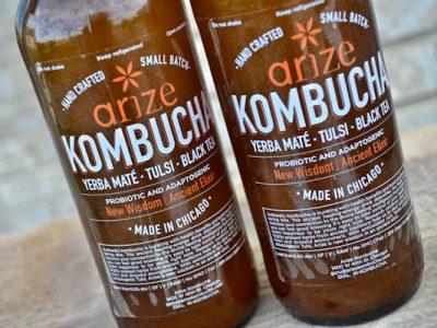 Arize Kombucha 2