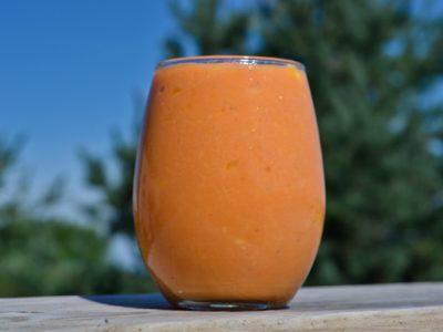Carrotmangosmoothie 2
