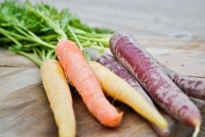 Multi Color Carrots