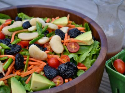 Colorful Kale Salad W/ Jalapeños // Peace. Love. Quinoa