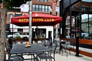 Native Foods Cafe // Wicker Park
