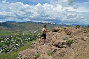 North Table Mountain // Golden, Co