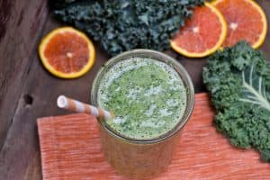Orange Greensicle