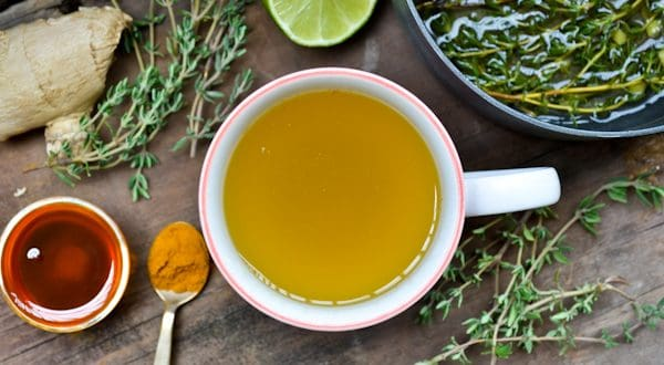 Thyme Tea Cough Buster