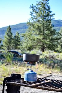 Plant Based Camp Meals