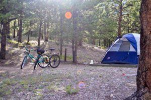 Camping Twin Lakes