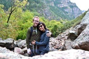 Glenwood Springs, Colorado Hanging Lake